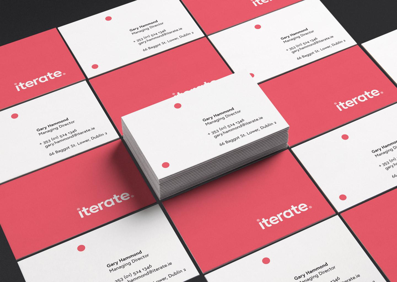 Iterate Branding & Identity